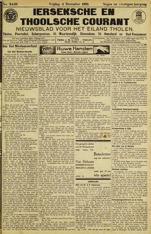 Ierseksche en Thoolsche Courant 1931-12-04