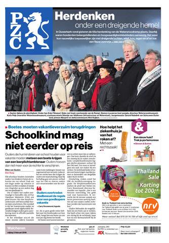 Provinciale Zeeuwse Courant 2018-02-02