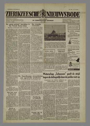 Zierikzeesche Nieuwsbode 1954-12-23