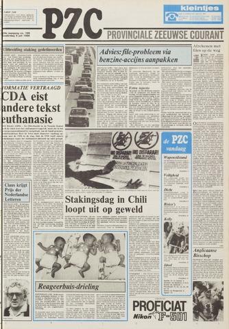 Provinciale Zeeuwse Courant 1986-07-03