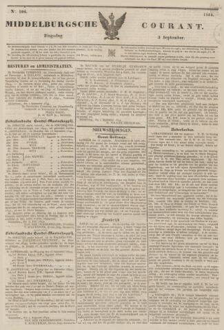 Middelburgsche Courant 1844-09-03