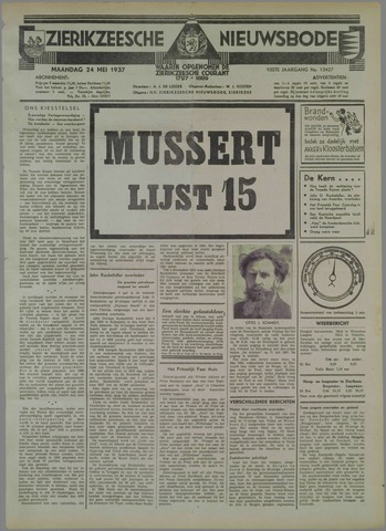 Zierikzeesche Nieuwsbode 1937-05-24