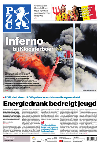 Provinciale Zeeuwse Courant 2018-07-06