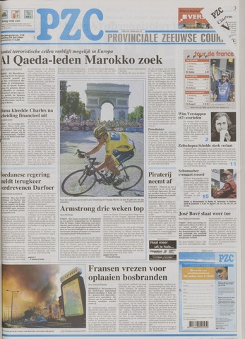 Provinciale Zeeuwse Courant 2004-07-26