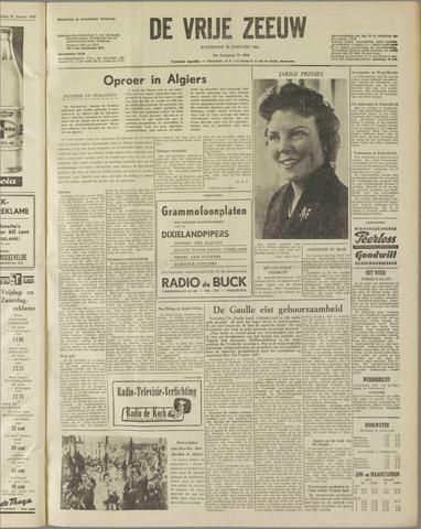 de Vrije Zeeuw 1960-01-30