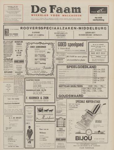 de Faam en de Faam/de Vlissinger 1971-07-01