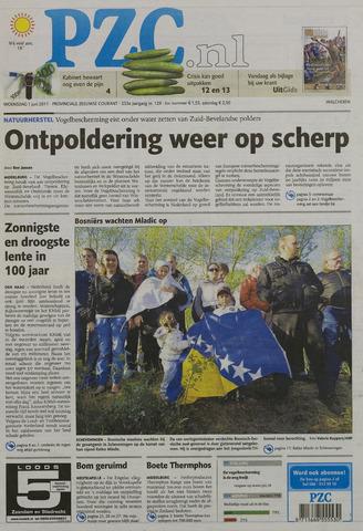 Provinciale Zeeuwse Courant 2011-06-01