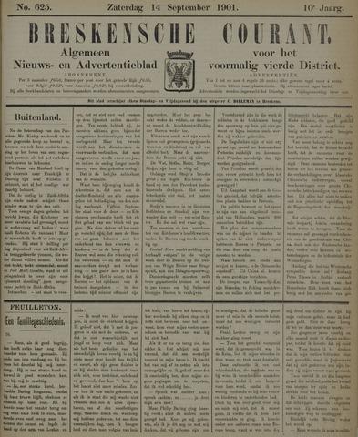 Breskensche Courant 1901-09-14