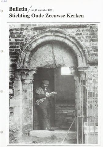 Bulletin Stichting Oude Zeeuwse kerken 1999-09-01