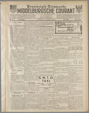 Middelburgsche Courant 1932-04-08