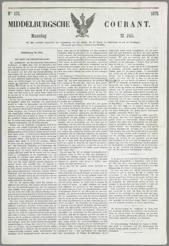 Middelburgsche Courant 1872-07-22