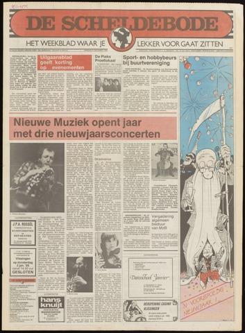 Scheldebode 1985-12-31