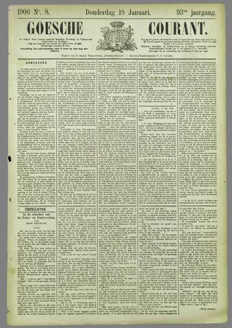 Goessche Courant 1906-01-18