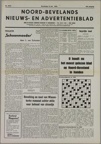 Noord-Bevelands Nieuws- en advertentieblad 1980-06-19