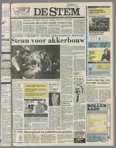 de Stem 1990-03-03