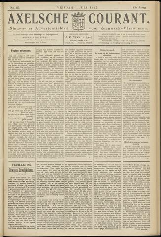 Axelsche Courant 1927-07-01