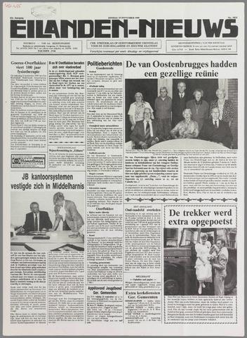 Eilanden-nieuws. Christelijk streekblad op gereformeerde grondslag 1989-09-19