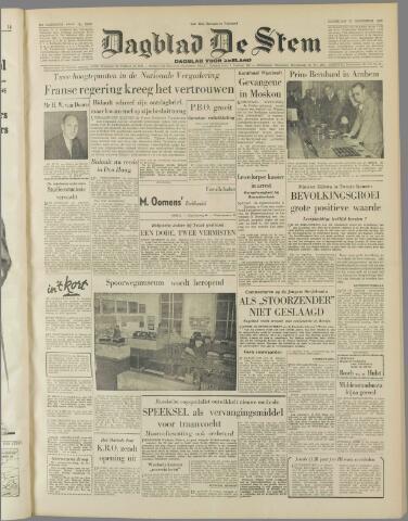 de Stem 1953-11-28