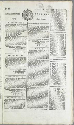 Zierikzeesche Courant 1824-10-08