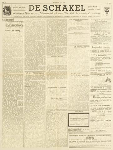 De Schakel 1946-04-08