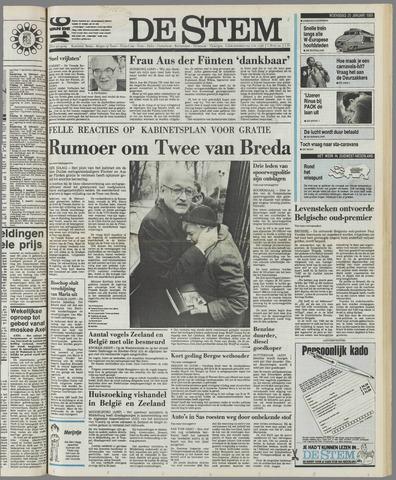 de Stem 1989-01-25