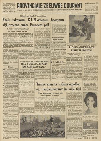 Provinciale Zeeuwse Courant 1958-03-25
