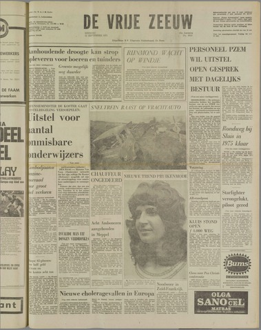 de Vrije Zeeuw 1971-09-21