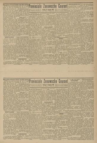 Provinciale Zeeuwse Courant 1945-08-14