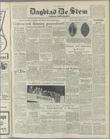 de Stem 1951-11-24