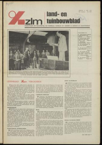 Zeeuwsch landbouwblad ... ZLM land- en tuinbouwblad 1975-06-06