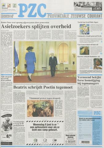 Provinciale Zeeuwse Courant 2001-06-06