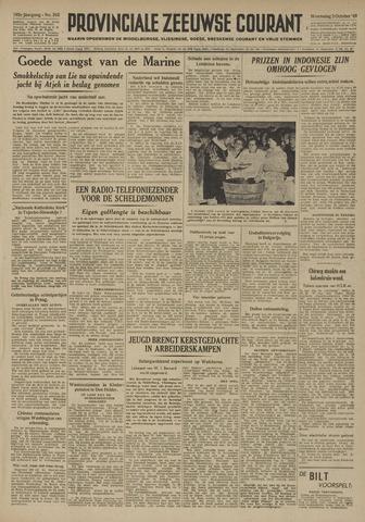 Provinciale Zeeuwse Courant 1949-10-05