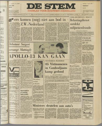 de Stem 1970-04-11