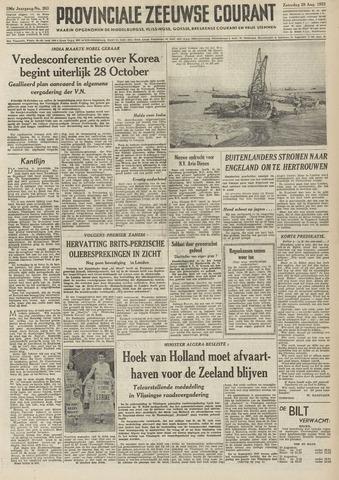 Provinciale Zeeuwse Courant 1953-08-29