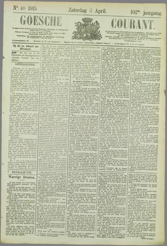 Goessche Courant 1915-04-03