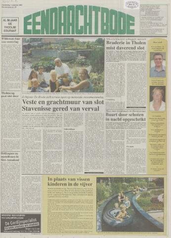 Eendrachtbode (1945-heden)/Mededeelingenblad voor het eiland Tholen (1944/45) 2003-08-07