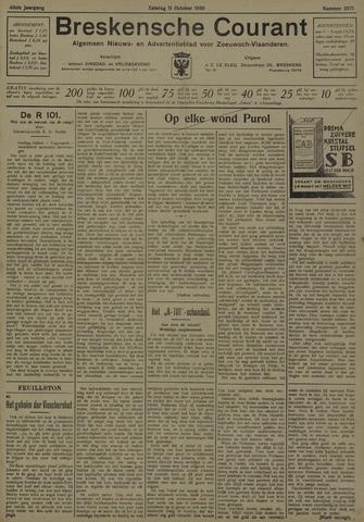 Breskensche Courant 1930-10-11
