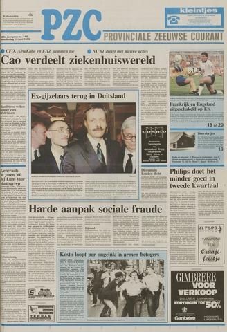 Provinciale Zeeuwse Courant 1992-06-18