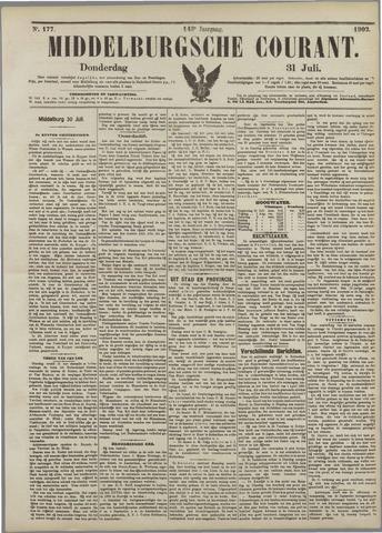 Middelburgsche Courant 1902-07-31