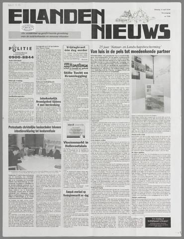 Eilanden-nieuws. Christelijk streekblad op gereformeerde grondslag 2004-04-27