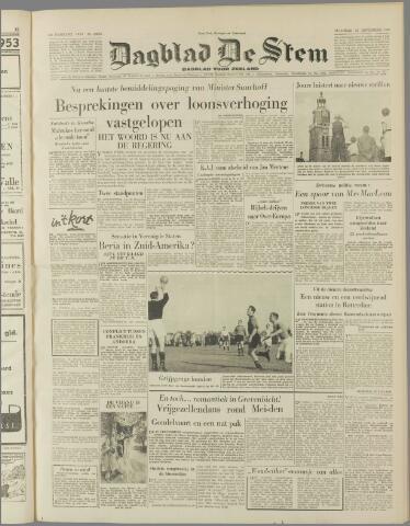 de Stem 1953-09-21