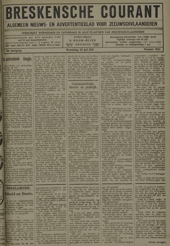 Breskensche Courant 1921-07-20