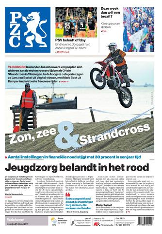 Provinciale Zeeuwse Courant 2019-10-21