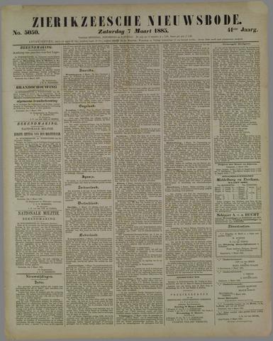 Zierikzeesche Nieuwsbode 1885-03-07