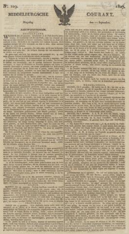 Middelburgsche Courant 1827-09-11