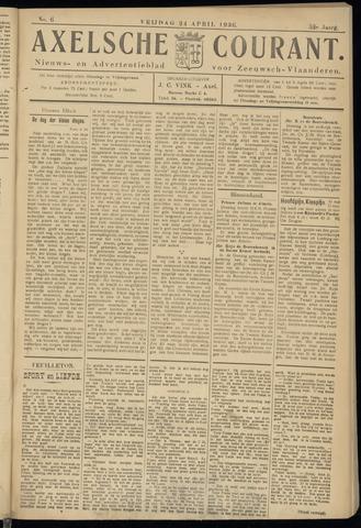 Axelsche Courant 1936-04-24