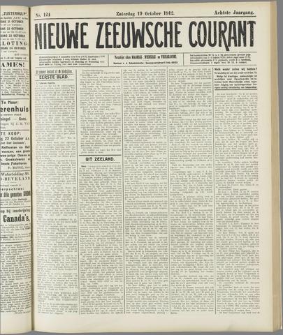 Nieuwe Zeeuwsche Courant 1912-10-19