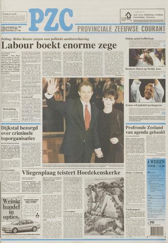 Provinciale Zeeuwse Courant 1997-05-02