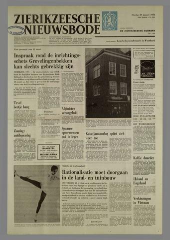 Zierikzeesche Nieuwsbode 1976-01-20