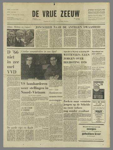 de Vrije Zeeuw 1970-02-06